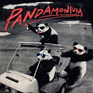RIOT SOCIETY PANDAMONIUM GRAPHIC TEE